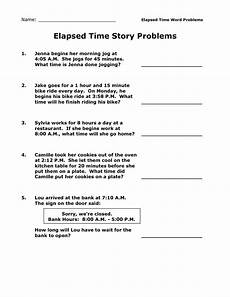 telling time worksheets word problems 3243 activity shelter