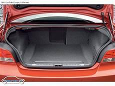 Foto Bmw 1er Reihe Coupe Kofferraum Bilder Bmw 1er