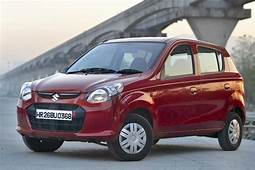 Maruti Launches Alto 800 VXI  Autocar India