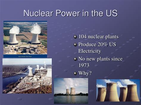 How Many Nuclear Plants In Us