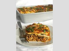 High Protein Low Carb Zucchini Lasagna   My Gorgeous Recipes