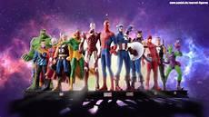 Marvel Comic Helden Malvorlagen Marvel Universum Figuren Kollektion Deine Marvel Helden