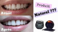 comment blanchir ses dents produit naturel