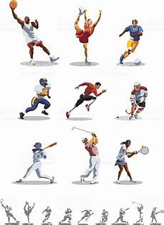 Sport Types Stock Vector More Images Of Activity