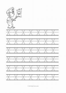 letter x traceable worksheets 24337 free printable tracing letter x worksheets for preschool printable preschool worksheets