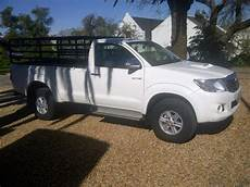 toyota toyota hilux d4d 3 0l 4x4 single cab was listed for r275 000 00 21 sep at 13 31 by