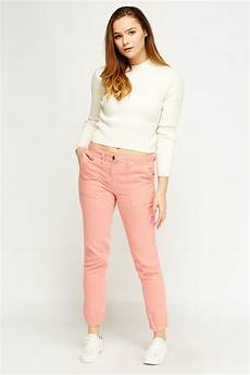 low waist low waist casual pink just 163 5