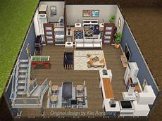 sims freeplay house floor plans front view of club owner s basement crash pad in my sims