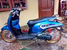 Modifikasi Motor Scoopy Karbu by Kumpulan Modifikasi Motor Honda Scoopy Terbaru Modif