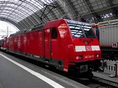 Db Regio Bayern 146 244 9 Am 05 03 14 In Frankfurt Am