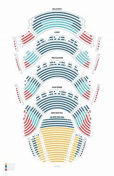 opera house seating plan ellie caulkins opera house seating chart pdf