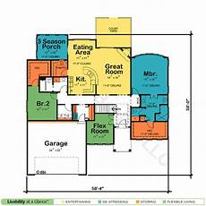 tuscan house plans single story harrelson otb 42136 tuscan house plan house plans