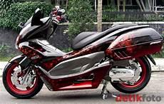 Honda Pcx Modifikasi by Modifikasi Honda Pcx Indonesiadalamtulisan Terbaru 2014