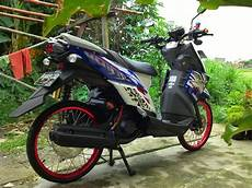 X Ride 125 Modif Supermoto by Modifikasi X Ride Jadi Supermoto Motor Yamaha Terbaru
