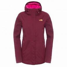 the inlux insulated jacket dramatic plum