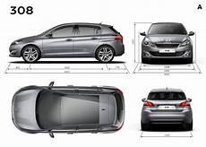 Dimension Garage Peugeot 207 Dimensions Exterieures