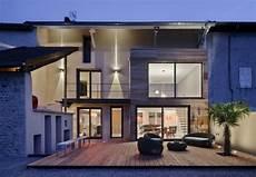 renovation facade maison ancienne 210 sqm contemporary house by l autre fabrique architectures