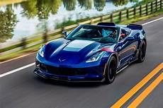 2018 chevrolet corvette grand sport convertible review