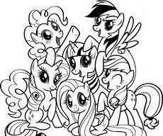 malvorlagen fur kinder ausmalbilder my pony