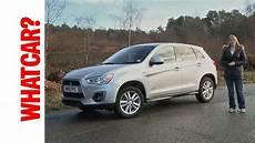 Mitsubishi Asx 2014 Review What Car
