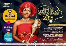 face of arise afrika pageant roll out another edition as forms go sale 187 metrolife