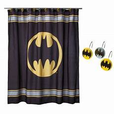 Batman Shower Curtain Hooks