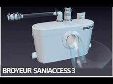 Prix Wc Sanibroyeur Le Broyeur Saniaccess3