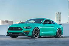 3 custom ford mustangs from sema 2017