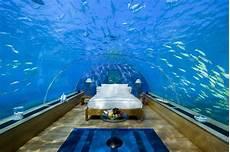 best underwater hotels in the world fiji dubai florida