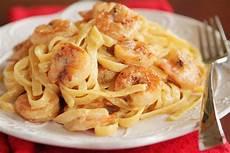 Cooking Shrimp Pasta