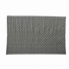 outdoor teppich schwarz weiß outdoor teppich kamari aus kunststoff 180 x 270 cm
