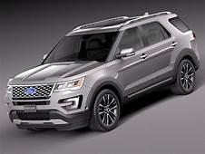 2018 Ford Explorer Platinum Review