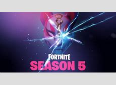 when does fortnites new season come out