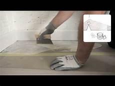 Sol Vinyle Sans Colle Comment Poser Un Sol Vinyle Step Pose Coll 233 E