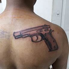 31 gun tattoo designs ideas design trends premium