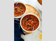 yellow lentil soup_image