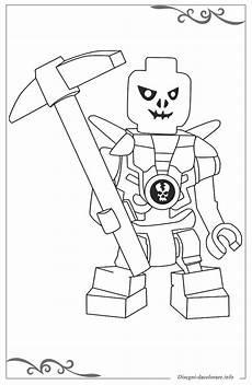 lego ninjago scaricare disegni da colorare gratis