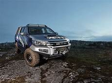 afn front bumper toyota hilux revo