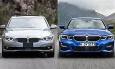 bmw 5 series update 2020 2019 vs 2020 bmw 3 series and comparison in some aspects