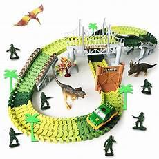 flyboo circuit dinosaure voiture enfant circuit