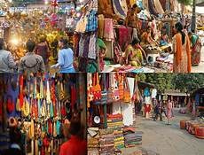delhi best shopping markets top 10 shopping places in