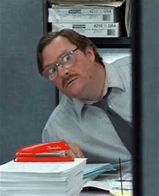 Office Space Quotes Milton by Employee Claims Age Discrimination Says He Got Office