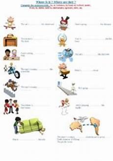 prepositions esl worksheet by french bird