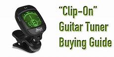 best guitar tuner 5 best guitar tuners you can clip on