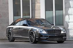 2014 Maybach 57S By Knight Luxury Review  Top Speed