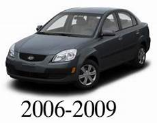 service and repair manuals 2010 kia rio electronic throttle control kia rio 2006 2009 service repair manual download download manuals