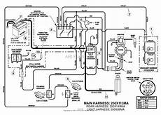 murray 7800276 385048x51a lawn tractor 2008 parts diagram for electrical system