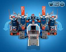 Nexo Knights Fortrex Ausmalbilder Lego Nexo Knights The Fortrex Set 70317 Toysworld