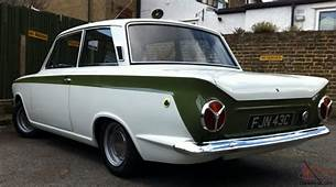 Mk1 Ford Cortina 1965 Gt To Lotus Specification
