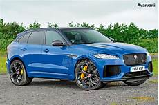 Jaguar F Pace Svr Will Be Revealed On Wednesday At New